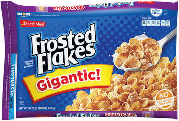 Malt-O-Meal® Frosted Flakes Cereal 56 oz. ZIP-PAK®