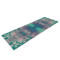 Kess Inhouse Ashby Blossom by Nina May Yoga Mat