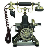 Uma Enterprises Alma Table Phone Decor