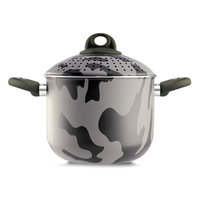 Pensofal Army Multi-Pot with Lid, 7 qt.