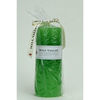 Mill Valley Candleworks Bayberry Scented Pillar Candle Size: 5