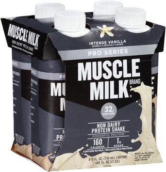Muscle Milk® Intense Vanilla Non-Dairy Protein Shake