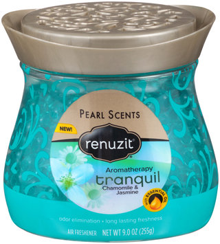 Renuzit® Aromatherapy Tranquil Chamomile & Jasmine Pearl Scents Air Freshener