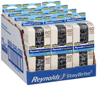 Reynolds® StayBrite™ Easy Release Baking Cups 60 ct Box