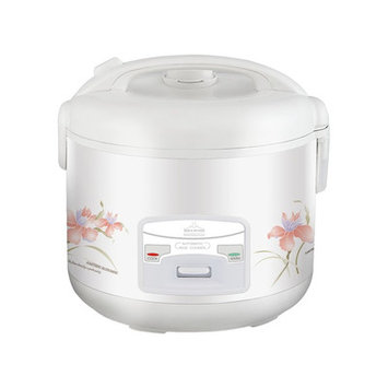 Wee's Beyond Deluxe Electric Rice Cooker Size: 10 Cups