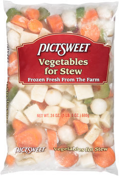 PICTSWEET For Stew Vegetables 24 OZ BAG