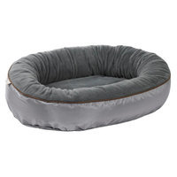 Bowsers Pet Products 11137 35 in. x 27 in. x 8 in. Eco Plus Orbit Bed Sky Blue
