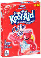 Kool-Aid On the Go Sugar Free Cherry Low Calorie Drink Mix
