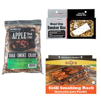 Mr. BBQ Complete Apple Smoker Kit