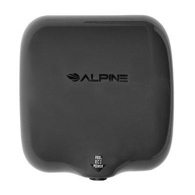 Alpine Industries Hemlock 120 Volt Hand Dryer in Gray