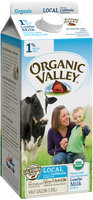 Organic Valley® Organic Lowfat 1% Milk