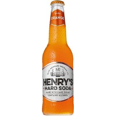 Henry's Hard Soda™ Hard Orange 12 fl. oz. Bottle