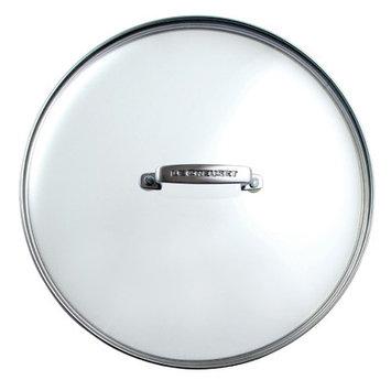 Le Creuset Toughened non-stick 28cm glass lid