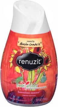 Renuzit® Fresh Artists® Limited Edition Hawaiian Sunset® Gel Air Freshener