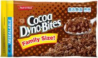 Malt-O-Meal® Cocoa Dyno-Bites® Sweetened Rice Cereal 22.5 oz. Bag