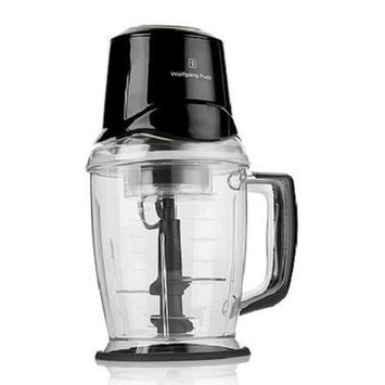 Wolfgang Puck Everyday Essentials 50 Oz. Quad Chopper Blender Color: Black