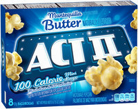Act II® 100 Calorie Butter Microwave Popcorn