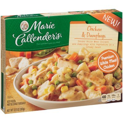 Marie Callender's® Chicken & Dumplings 13.5 oz. Box