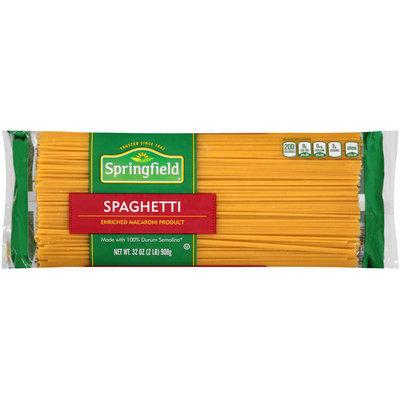 Springfield® Spaghetti