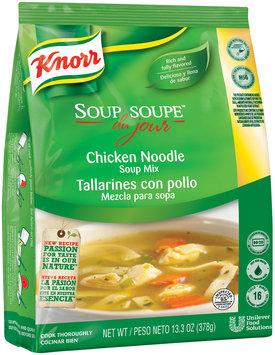 Knorr® Soup Du Jour Chicken Noodle Soup Mix 13.3 oz. Bag
