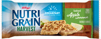 Kellogg's® Nutri-Grain Harvest™ Baked Apple Cinnamon Breakfast Bars