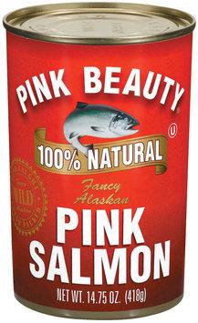 Pink Beauty Fancy Alaskan Pink Salmon 14.75 Oz Can