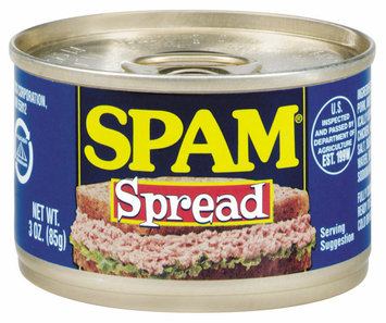 SPAM Spam Spread Meat Spread 3 OZ CAN