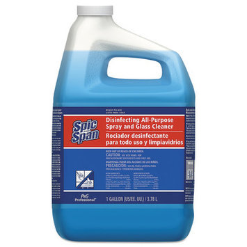 PGC58773EA - Spic and Span Disinfecting All-Purpose Spray and Glass Cleaner; Fresh Scent; 1 gal Bottle