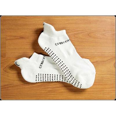 Crescent Moon ExerSocks Non-Slip Grip Socks 3-pack