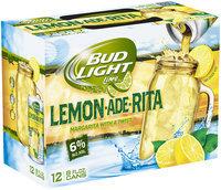Bud Light Lime® Lemon-Ade-Rita 12-8 fl. oz. Cans