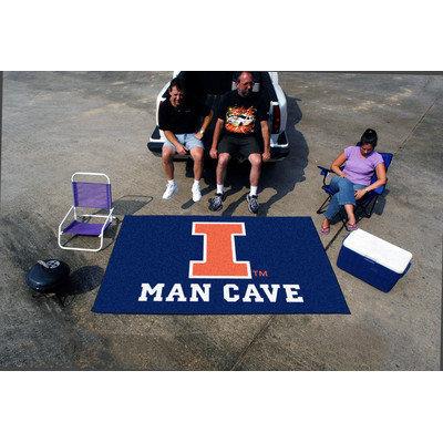 Sls Mats University of Illinois Man Cave UltiMat - 6096