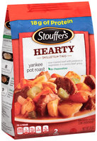 STOUFFER'S Hearty Skillets Yankee Pot Roast 24 oz. Bag