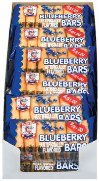 Daddy Ray's 2/$1.00 4 Oz Blueberry Fig Bars 12 Pk Tray