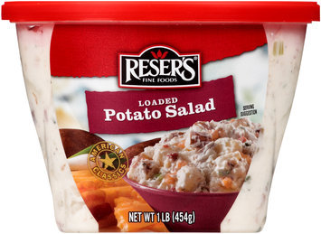 Reser's® Loaded Potato Salad 1 lb. Tub