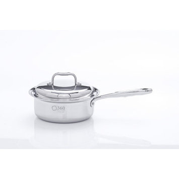 Cookware Saucepan with Lid Size: 2 Quarts