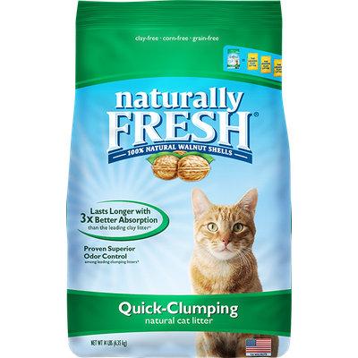 Naturally Fresh Quick Clumping Cat Litter