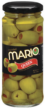 Mario Spanish Queen Olives