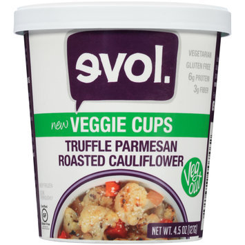 EVOL Truffle Parmesan Roasted Cauliflower Veggie Cups