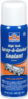 Permatex® High Tack™ Spray-A-Gasket® Sealant Item# 80065 (99MA) 9 oz. Aerosol Can