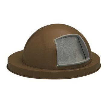 Witt Stadium Series SMB Dome Top Lid for 36 Gallon Unit Finish: Brown