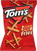 Tom's® Hot Fries 8 oz. Bag