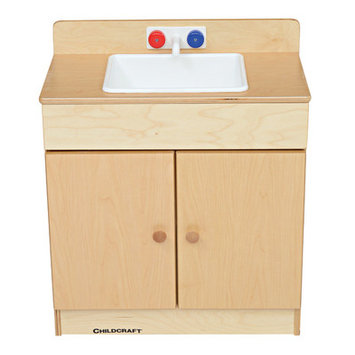 Childcraft Traditional Play Sink