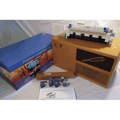 Hewlett Packard 4345 Maintenance Kit with Toner
