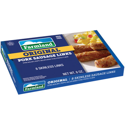Farmland® Original Pork Sausage Links 8 ct Box