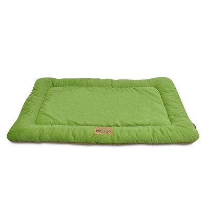 PLAY Chill Pad Green Dog Bed Medium