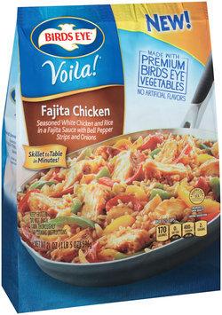 Birds Eye® Viola® Fajita Chicken Frozen Entree 21 oz. Bag