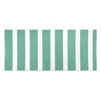 Wildon Home Saybrook Beach Towel Color: Green