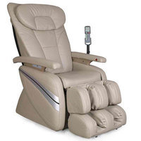Osaki OS-1000B Deluxe Massage Chair in Brown