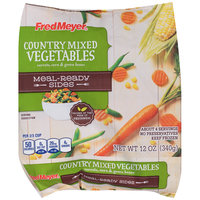 Fred Meyer® Country Mixed Vegetables 12 oz. Bag