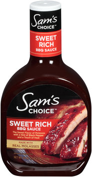 Sam's Choice™ Sweet Rich BBQ Sauce 40 oz. Bottle